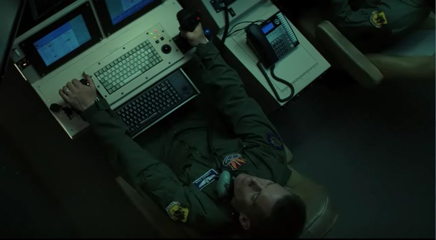 "Kadr z filmu ""Good kill"""