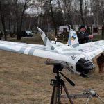 """Dron AS-1 Furia kijowskiej firmy NPP """"Anton Awia"""""""