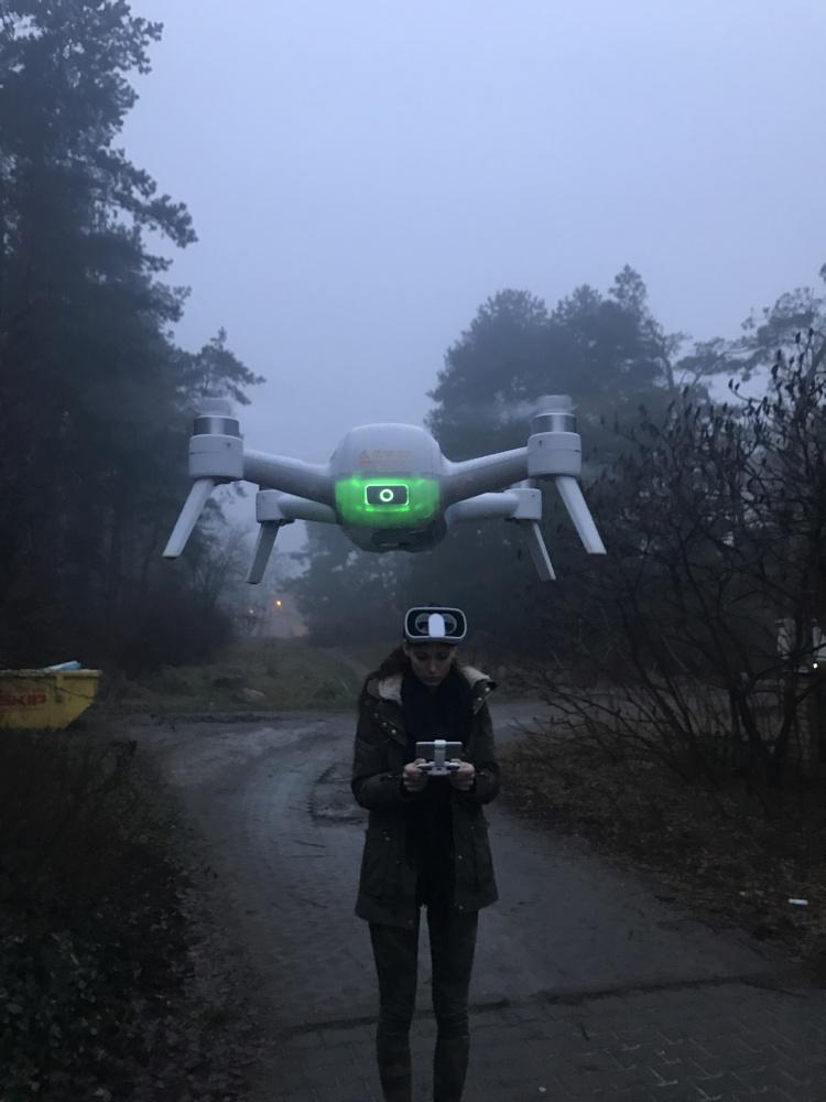 Yuneec Breeze 4K - AeroMind.pl