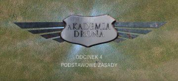 Akademia drona Overmax #4 - Podstawowe zasady