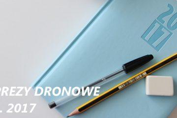 Imprezy dronowe w 2017