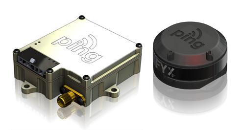 Ping200S z modułem FYXnav