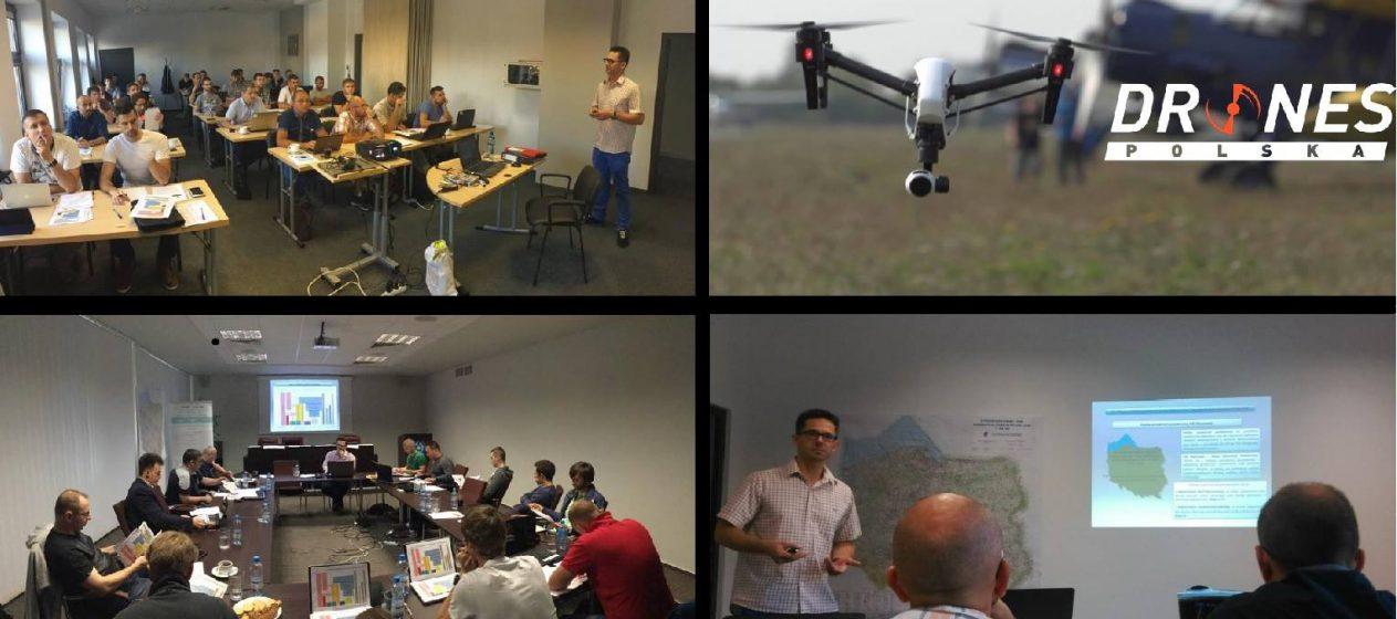 Szkolenia Prawo lotnicze w kontekście lotów dronów - Maciej Włodarczyk