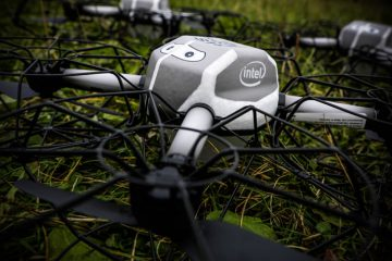 Dron Intela