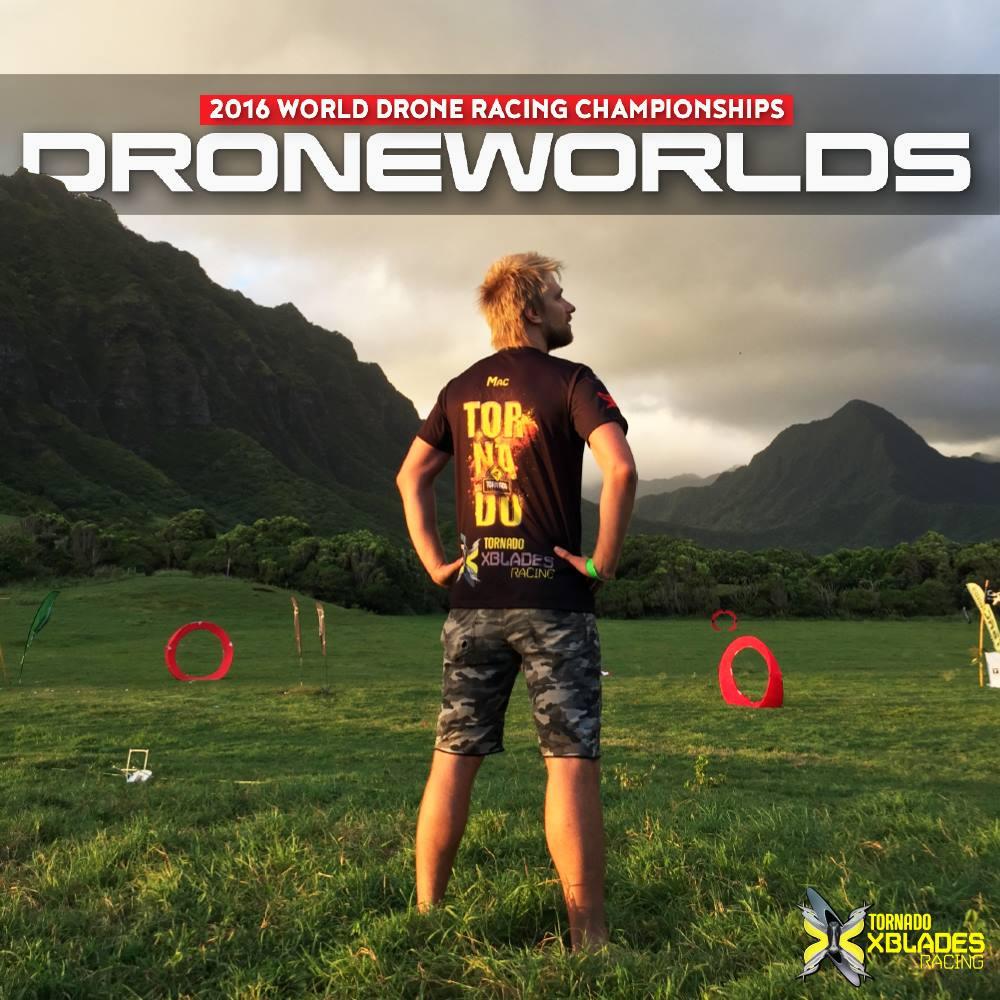 Droneworlds - Mistrzostwa Świata na Hawajach, 2016
