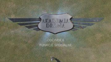 Akademia Drona Overmax - Część 6