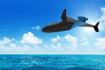 Dron cargo Natilus - www.natilus.co