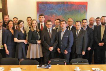 Polska Izba Systemów Bezzałogowych - spotkanie założycielskie