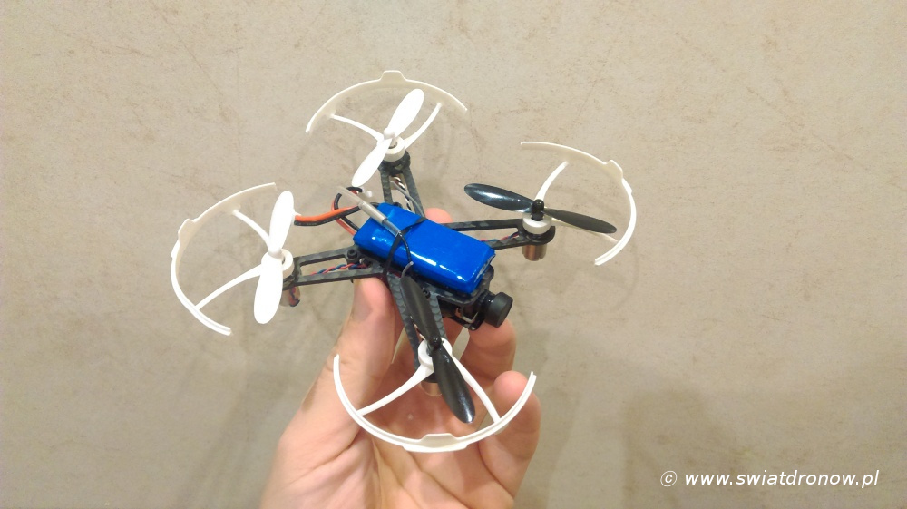 E - 90X 90mm Mini FPV Racing Drone - Gearbest.com