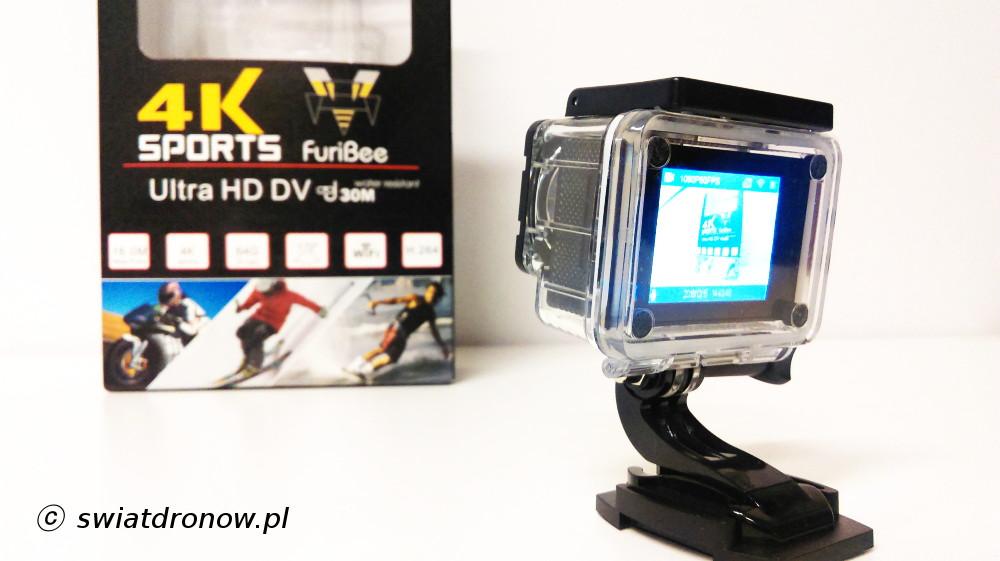 Furibee Q6 4K Ultra HD Kamera - GearBest.com