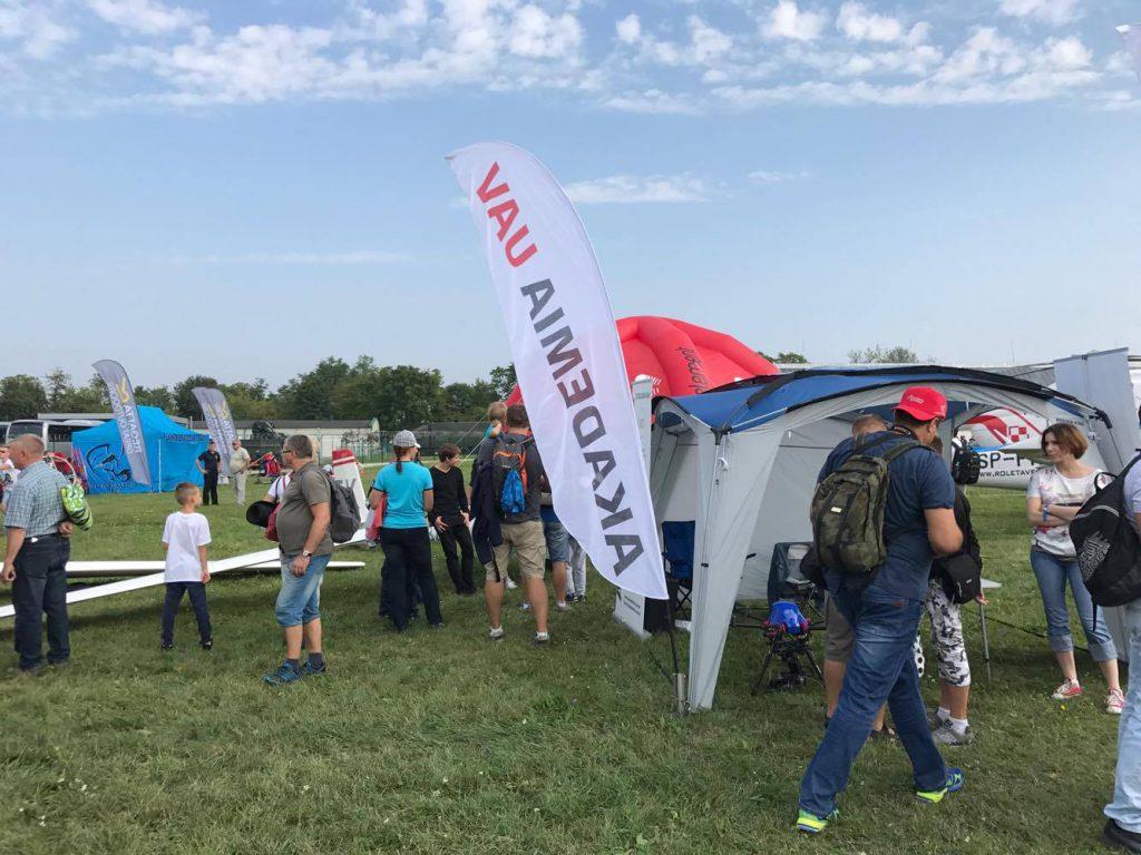 Akademia UAV na Air Show Radom 2017