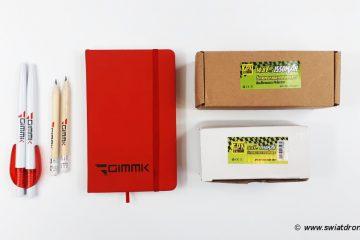 Test LiPo GPX Extreme od Gimmik - SwiatDronow.pl