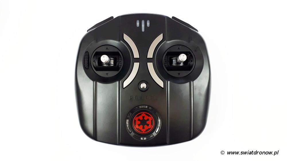 Dron Star Wars 74-Z Speeder Bike firmy Propel - recenzja SwiatDronow.pl