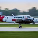 Beechcraft King Air A100 C-GJBV