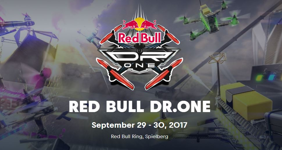 Red Bull DR.ONE 2017