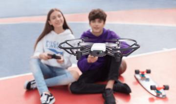Dron Tello - Ryze & DJI & Intel