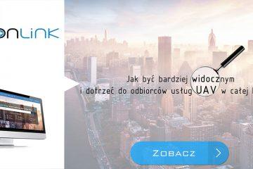 Dronlink.com - platforma dla firm usługowych z branży UAV