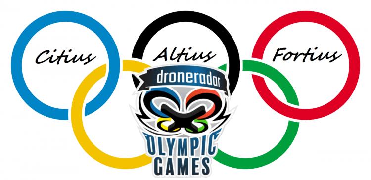 Olimpiada DroneRadar