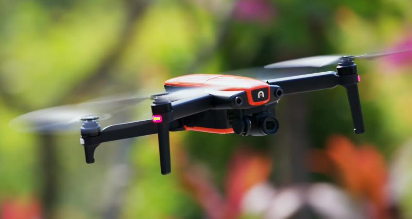 Autel Robotics EVO dron - CES 2018