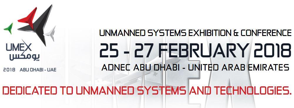 UMEX 2018 - Abu Dhabi 25-27 lutego 2018