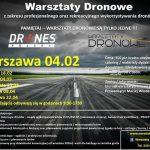Warsztaty Dronowe - Luty 2018 - Maciej Włodarczyk