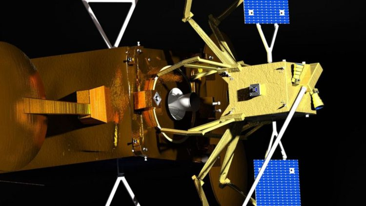 Effective Space - space drone satellite