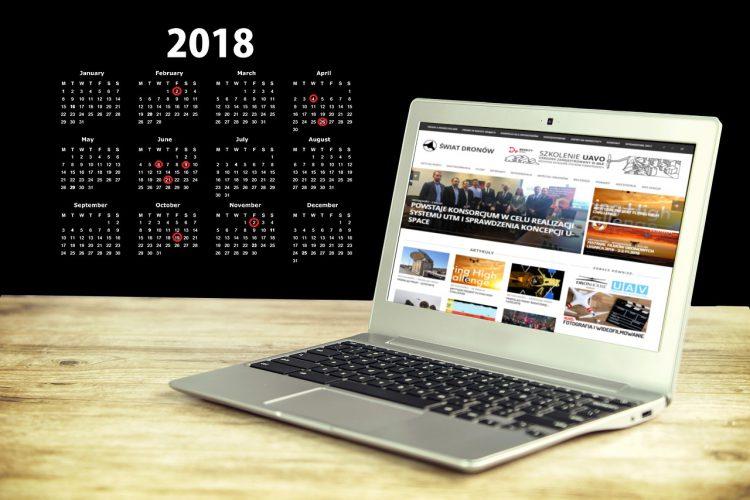 Imprezy dronowe 2018
