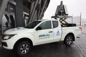 Ctrl+Sky Vehicle Mounted - APS