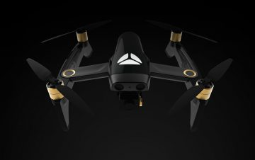 Designworks - BMW Group - Koncept drona Yuneec