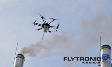 Drony antysmogowe PCD24/Flytronic