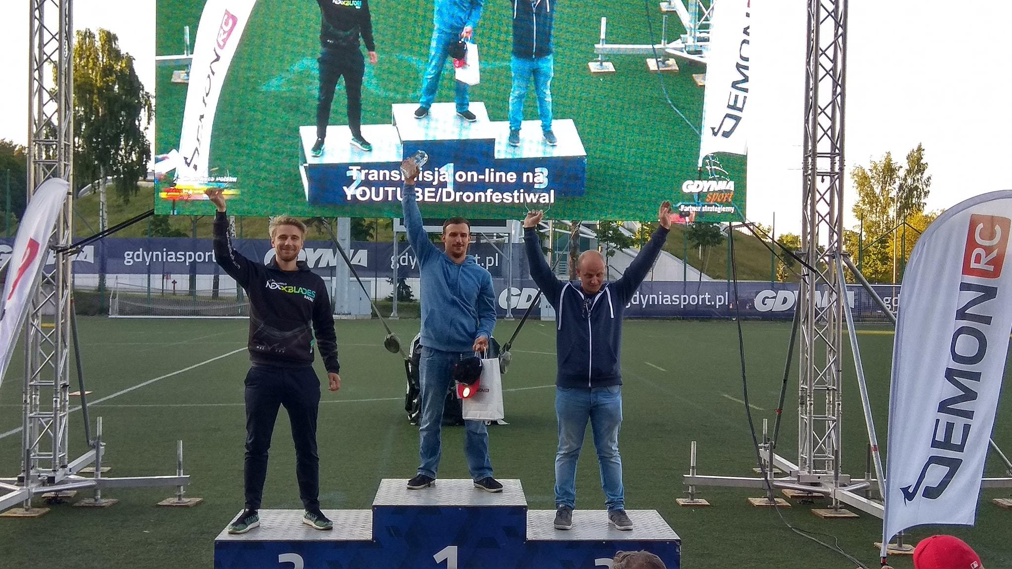 Finaliści Pucharu Polski F3U Gdynia 2018