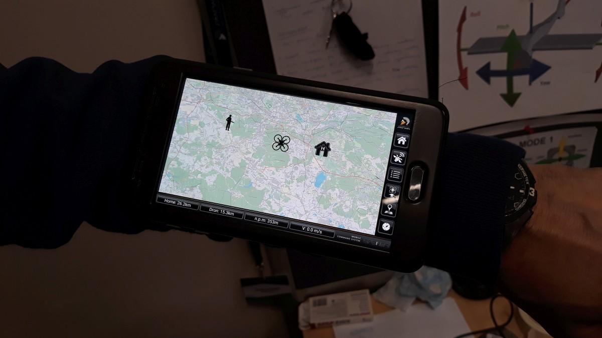 MSD, czyli mobilna stacjadowodzenia Spartaqs
