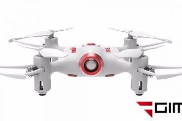 Drony Syma - Gimmik