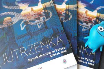 Raport dronowy Jutrzenka 2018 - wyniki konkursu