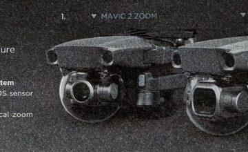 DJI Mavic 2 Pro i Zoom
