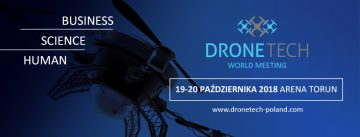 DroneTech World Meeting 2018