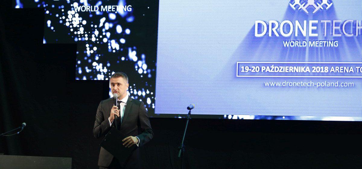 3rd DroneTech Meeting 2018