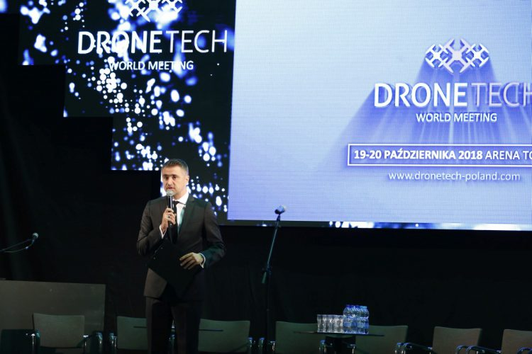 3rd DroneTech Meeting 2018