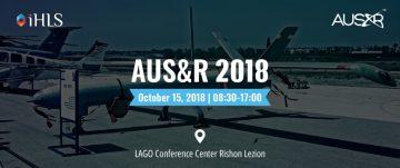 AUS&R Izrael 2018 - konferencja UAV