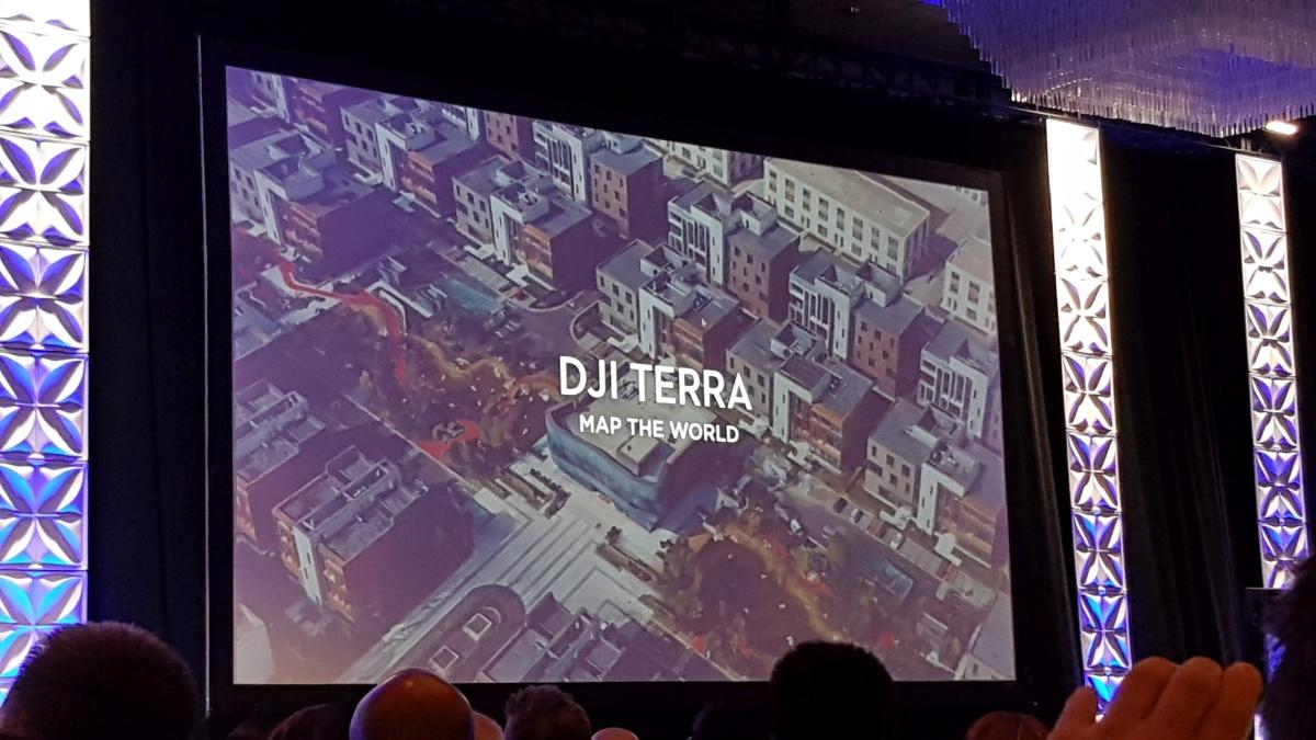 DJI AirWorks 2018 - relacja NaviGate