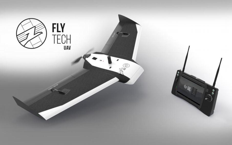 BIRDIE UAV - FlyTech UAV