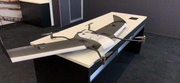 BIRDIE w wersji VTOL - FlyTech UAV na targach Intergeo 2018