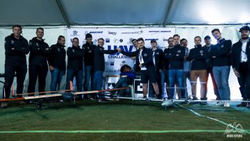 High Flyers i JetStream na UAV Challenge 2018