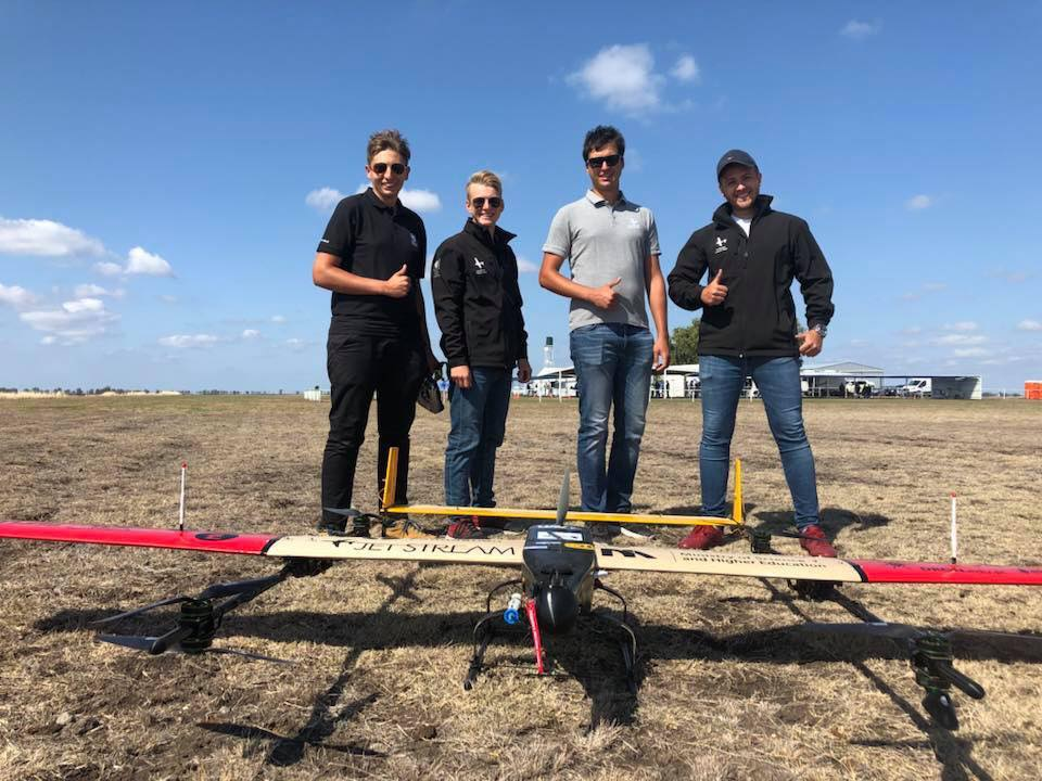 JetStream na UAV Challenge 2018
