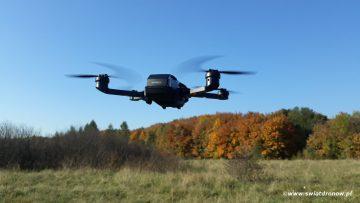 Yuneec Mantis Q - swiatdronow.pl - recenzja