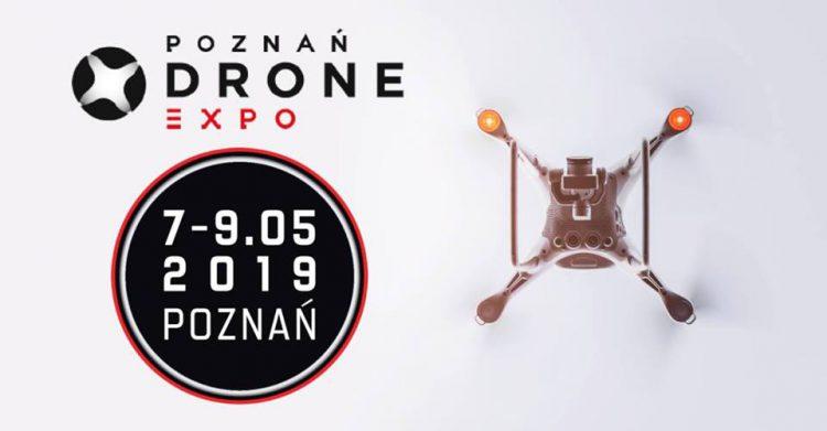 Poznań Drone Expo - 7-9.05.2019