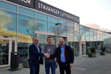 Norweskie lotnisko Stavanger podejmuje współpracę z Advanced Protection Systems