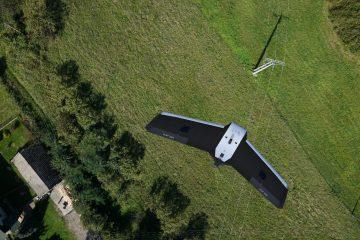 FlyTech UAV: bezzałogowiec BIRDIE do inspekcji sieci energetycznych