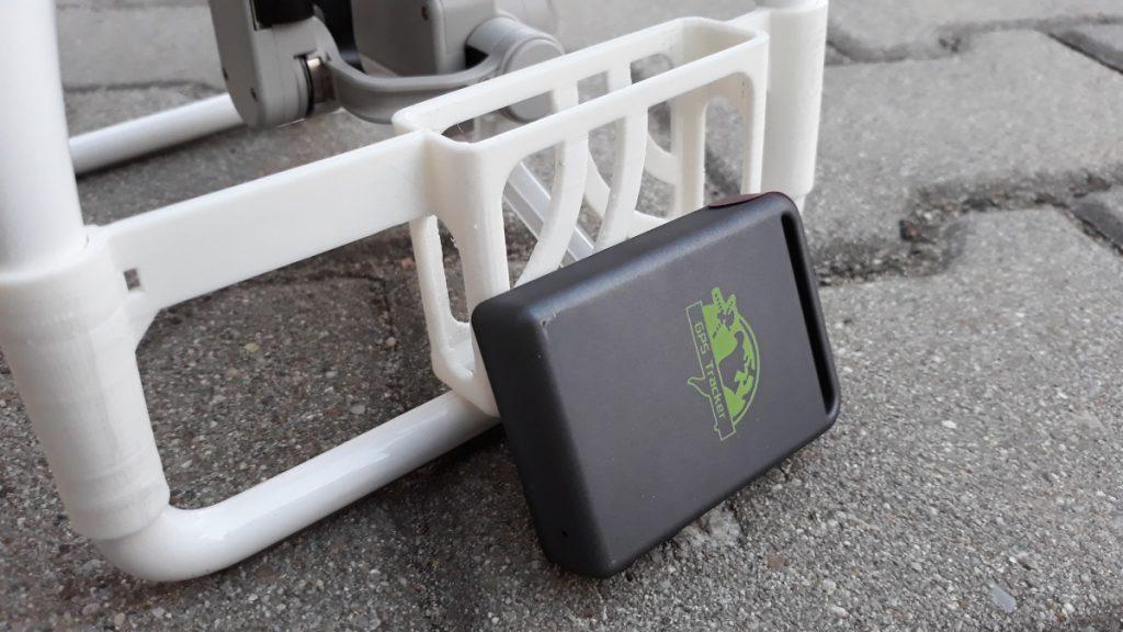 Lokalizator awaryjny GPS/GSM do BVLOS