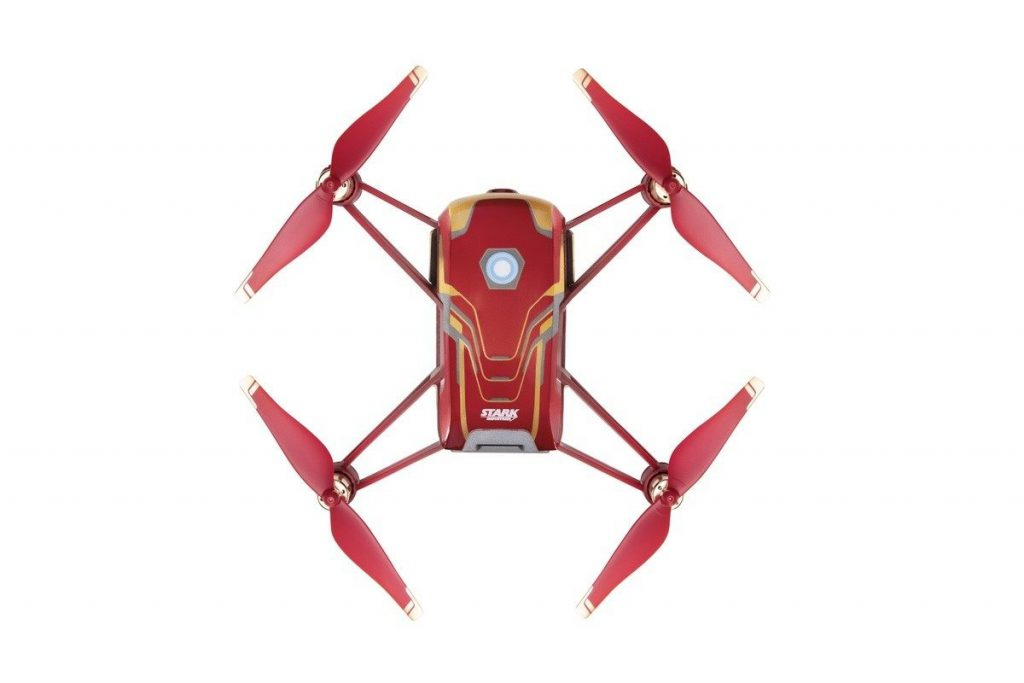 DJI Ryze Tello Iron Man